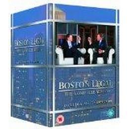 Boston Legal - Season 1-5 [DVD]